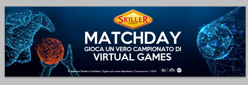 <p>CAMPIONATO DI CALCIO PER SCOMMESSE VIRTUALI</p>